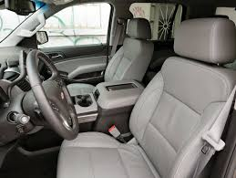 Chevy Tahoe 2014 Interior 2016 Chevrolet Tahoe Road Test And Review Autobytel Com