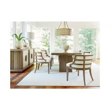 furniture synchronicity dining table set in horizon