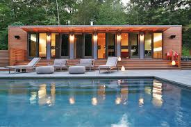 best pool houses designs images decorating design ideas