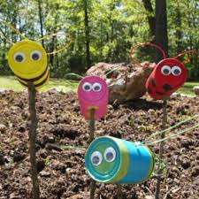 25 recycled tin can crafts for craft gardens and gift