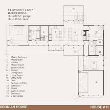 2 master bedroom floor plans usonian house plans ucda us ucda us