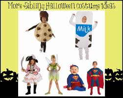 Cute Ideas For Sibling Halloween Costumes Halloween Costume Ideas For Siblings Building Our Story