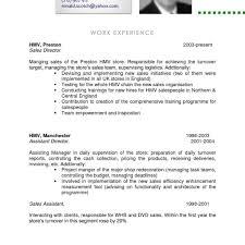 a cv how to write a cv or curriculum vitae exle included build my