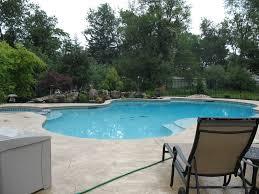 cost of gunite pool in central nj