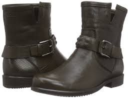 mens biker boots uk ecco free shoes uk ecco touch 25 b women u0027s biker ankle boots