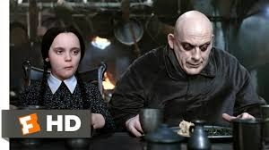 the addams family 3 10 movie clip dinner conversation 1991