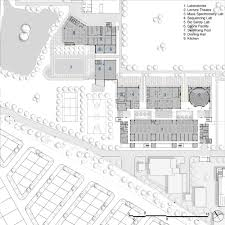 National Theatre Floor Plan by National Centre For Biological Sciences At Bangalore By Abrd