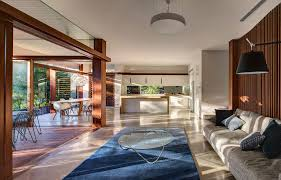 australian home interiors australian home with spotted gum wood details and pool