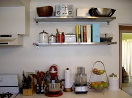 ikea kitchen shelving shelves ideas