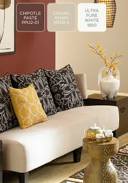add a sultry side to your home decor by incorporating a shade of
