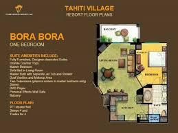 2 bedroom suites las vegas planet hollywood tahiti village one