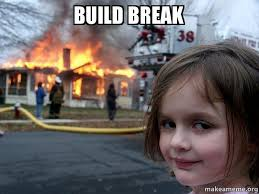 Build A Meme - build break disaster girl make a meme