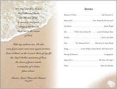 memorial service programs sample memorial program memorial