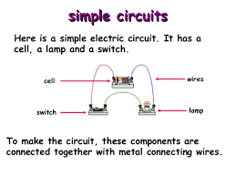 electric current and series and parallel circuits