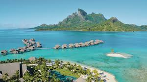luxury holidays in fiji and bora bora