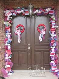 american doll front door decor idea jpg