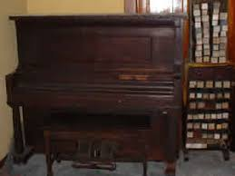 player piano roll cabinet hundertmark auction service
