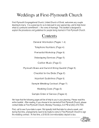 sle wedding programs outline order of church service template 28 images best photos of sle