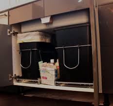 kitchen trash can storage cabinet kitchen trash can storage cabinet tags perfect diy under cabinet