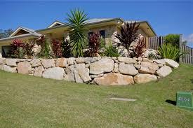 gold coast rock walls u0026 retaining walls the rock wall experts
