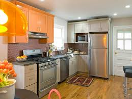 Best Kitchen Cabinets On A Budget 20 Small Kitchen Makeovers By Hgtv Hosts Hgtv