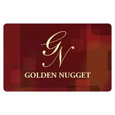 golden nugget gift card