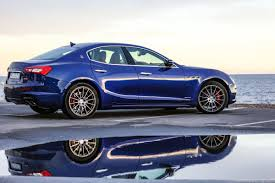 maserati ghibli blue review 2018 maserati ghibli is a refresh that could signal