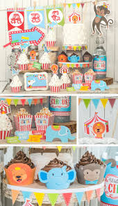 Diy 1st Birthday Centerpiece Ideas Best 25 Elephant First Birthday Ideas Only On Pinterest 1st