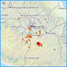 map central mexico file 2017 central mexico earthquake map svg wikimedia commons