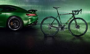 mercedes benz bicycle rotwild x mercedes amg limited edition r s2 disc road bike bikerumor