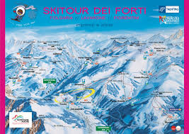 Piste Maps For Italian Ski skiing folgaria ski holiday in folgaria absolute