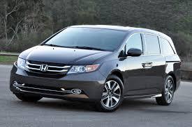 2015 minivan 2015 honda odyssey review autoweb