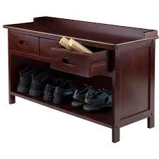 Bench With Storage Furniture Gorgeous Hallway Storage Furniture Set Small Bench With