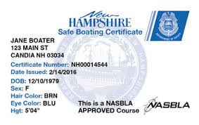 new hshire boating laws regulations boat ed