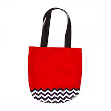 Red Room Twin Peaks Red Room Tote Showtime Store