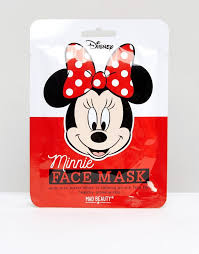 asos selling cute minnie mouse sheet masks