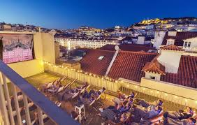 Top 10 Bars In Lisbon Unparalleled Views From The Top 10 Rooftop Bars In Lisbon