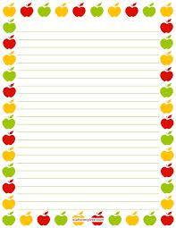 free printable thanksgiving stationery stationary
