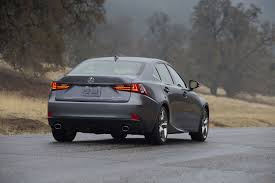 lexus is 350 awd exhaust 2016 lexus is gains 2 0 liter turbo four engine in place of base v 6