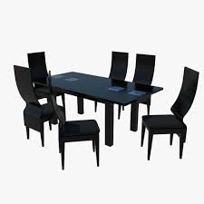 max model dining table