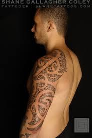 maori sleeve maori polynesian tattoo