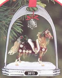 breyer on parade stirrup ornament 700313