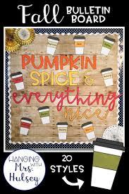 25 best fall bulletin boards ideas on pinterest fall boards