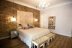 chic bedroom ideas country chic bedroom chic bedroom ideas exposed brick wall and