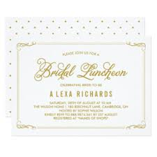 bridal brunch invitations bridal luncheon invitations