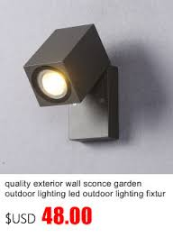 Led Outdoor Light Quality Exterior Wall Sconce Garden Outdoor Lighting Led Outdoor