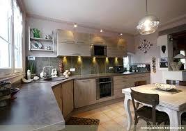 belles cuisines traditionnelles idees de cuisine retro moderne idées de design maison et