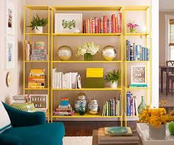 Colorful Bookcases Diy The 50 Ikea Vittsjö 5 Colorful Hacks Apartment Therapy