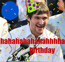 Ovechkin Meme - we need your alex ovechkin birthday cards videos gifs whatever on