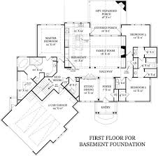 basement blueprints stupefying 9 ranch floor plans with angled garage walkout basement